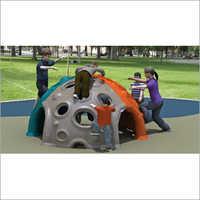 Kids Plastic Geometric Dome Climber