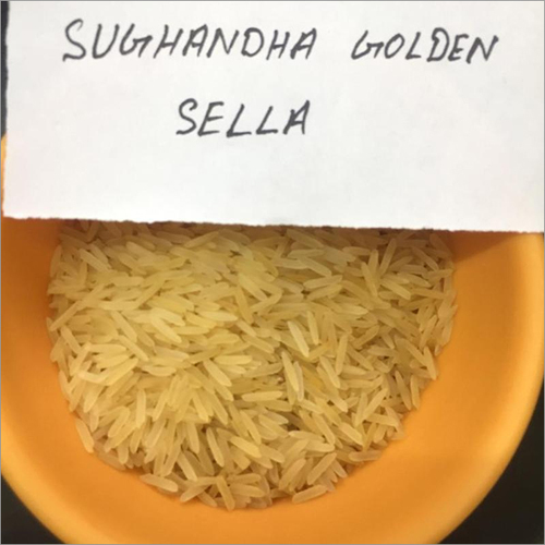 Sughandha Golden Sella Rice
