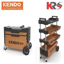 Foldable Tool Trolley
