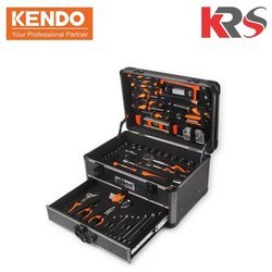 Aluminium Tool Kit Box With Tools