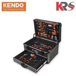 Aluminium Tool Kit Box With Tools