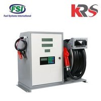 Fuel Dispenser with Hose Reel & Printer