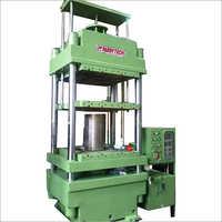 Hydraulic Rubber Moulding Press single Station