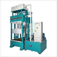 Hydraulic Hot Moulding Press