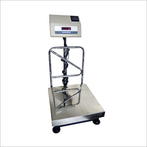 Portable Platform Scale