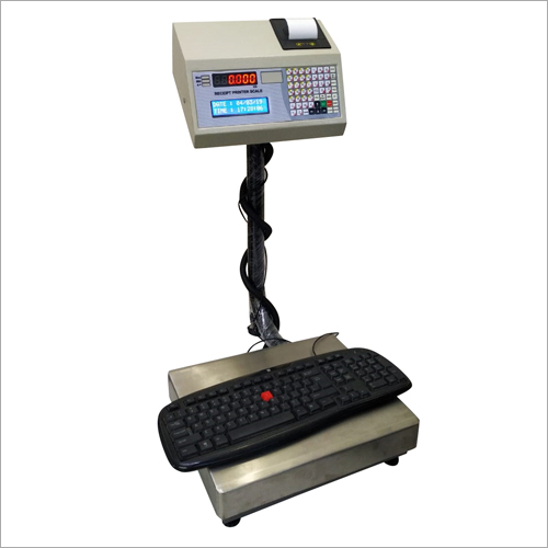 Receipt Printer Platform Scale