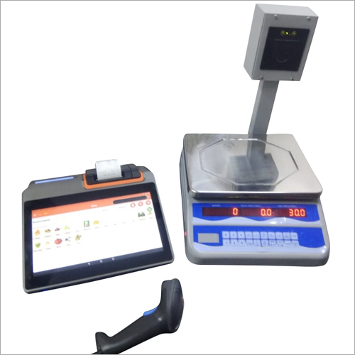 Billing Barcode Table Top Scale