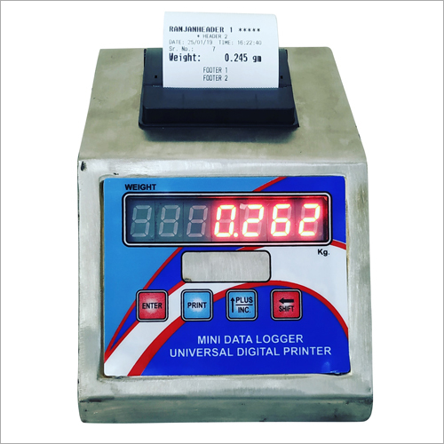 Electric Universal Data Logger Printer