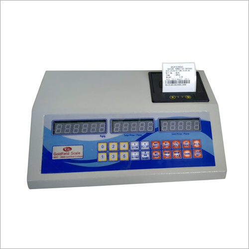 Weighing Scale Smart Indicator