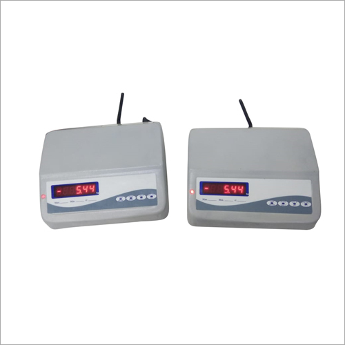 Weighing Scale Wireless Indicator