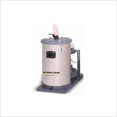 Stationary Industrial Vacuum Cleaners