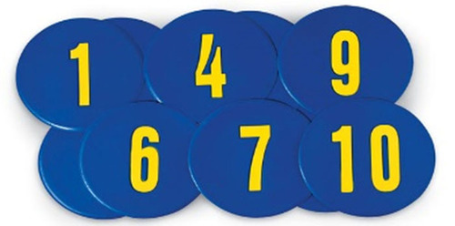 Poly Vinyl Number Maker Set