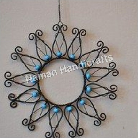 Bead Star Wall Hanging