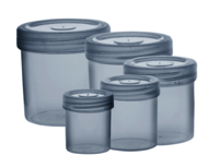 kissan Round Plastic Container