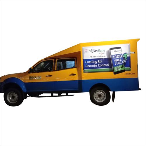 Vinyl Vehicle Wrap