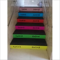 Educational Stairs Decals
