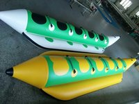 Inflatable banana boat rowing boat, Banana-8P