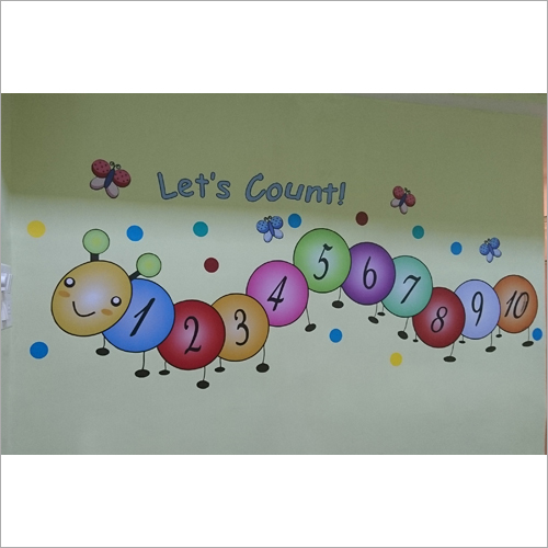 Caterpillar Bulletin Board Wall Decals