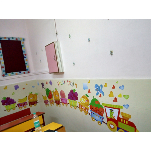 Play School Wall Decals