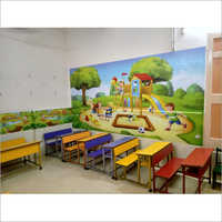 Preschool Wall Decals