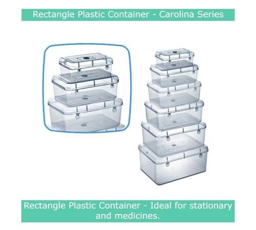 Rectangle Plastic Box