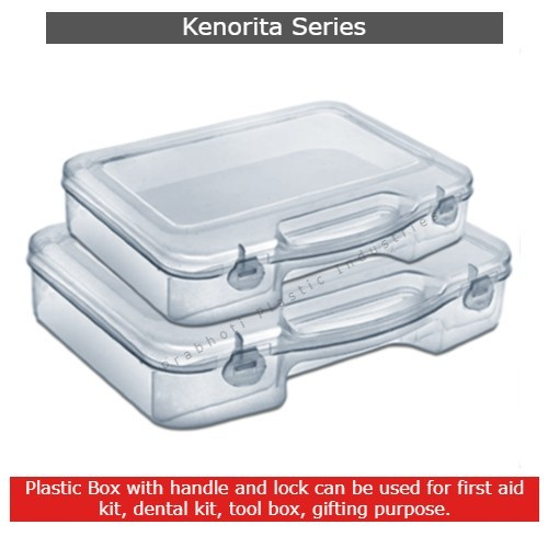 Plastic Container with Handle