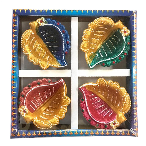 Decorative Diwali 4 Set Diya