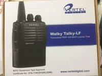 License free Walkie Talkie Radio
