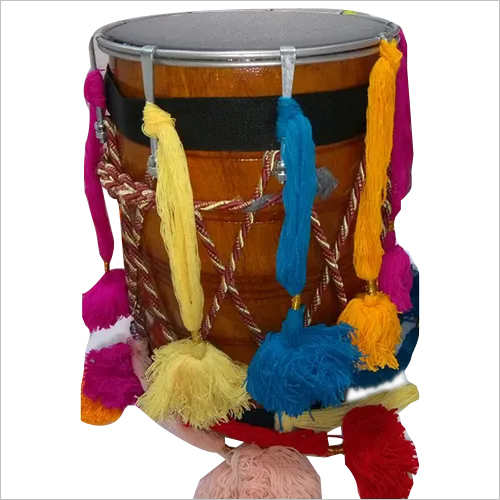 Wooden Brown Dholl