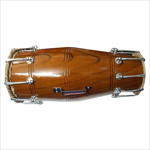 Wooden Dholak Naal