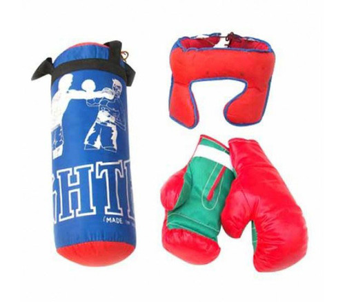 Boxing set Junior - Crown
