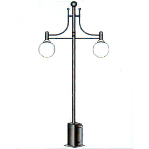 Decorative Outdoor Street Lighting Pole