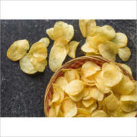 Papad and Chips