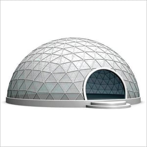 Metal Dome Structure