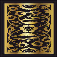 Laser Cut Decorative Wall Grill