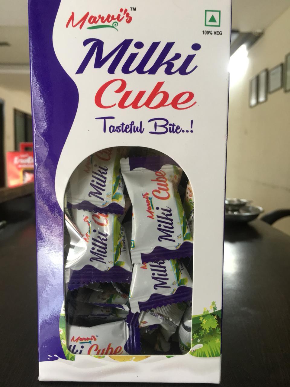 Milki cube