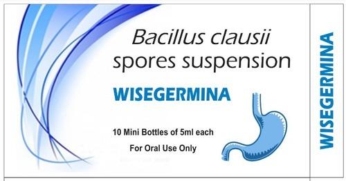 Bacillus Clausi spore Suspension