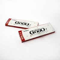 One 1/ 4 Bleached White Rolling Paper