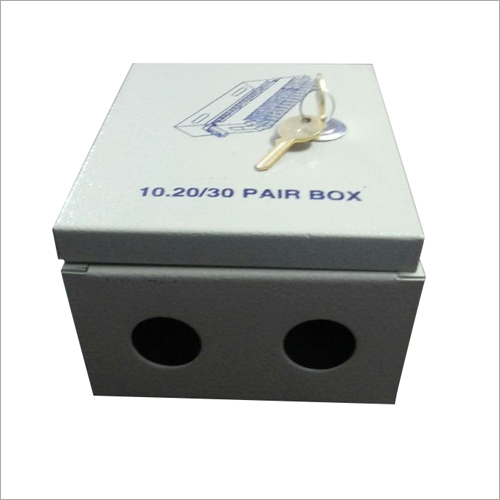 20 Pair Telephone MDF Box