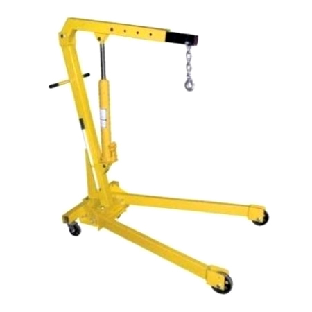Light Duty Manual Floor Crane