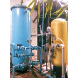 Industrial Iron Removal Filter and Softener