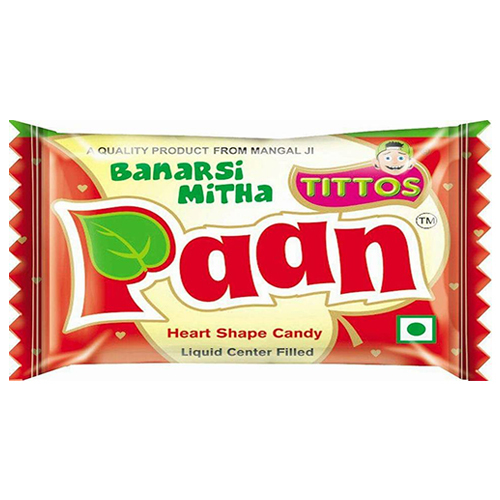 Paan Flavoured Candy