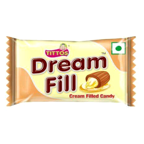 Cream Filled Candy