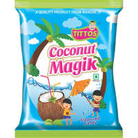 Coconut Magic Candy