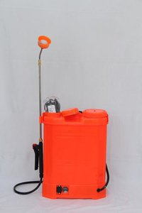 Battery operated  sprayer pump