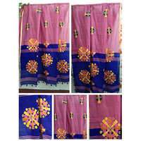 Womens Cotton Saree