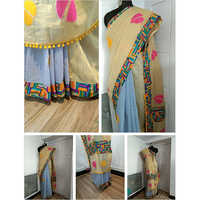 Cotton Saree and Blouse