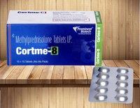 Methylprednisolone 4 mg, 8 mg &16 mg