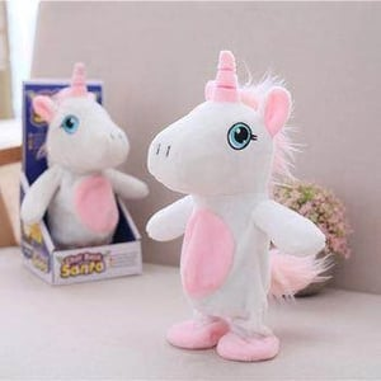 Talking And Walking Unicorn