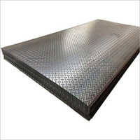 Mild Steel Checkered Sheet